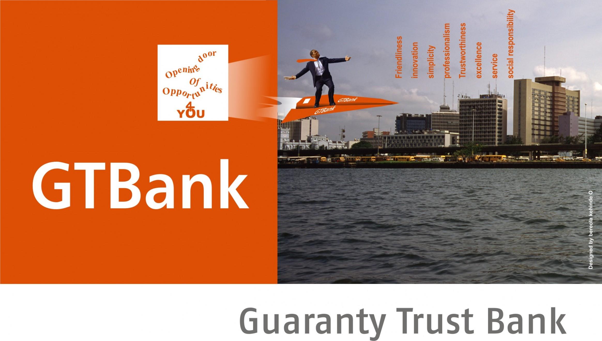 GTB e1450688548585 - GTB gross N302bn, declares N121bn pre-tax profit