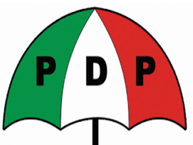 logopdp - PDP declares oct. 5, sept. 6 presidential primary election, gov respectively