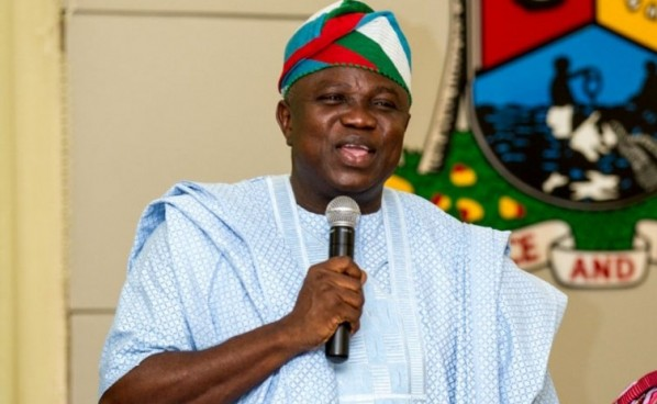 Ambode 754x511 e1451662227818 - Ambode fired agency's GM, two others over Lekki collapsed building