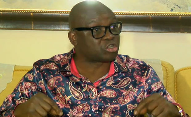 Ayodele Fayose.NS  e1456556915855 - Buhari can't stop me from travelling abroad, says Fayose