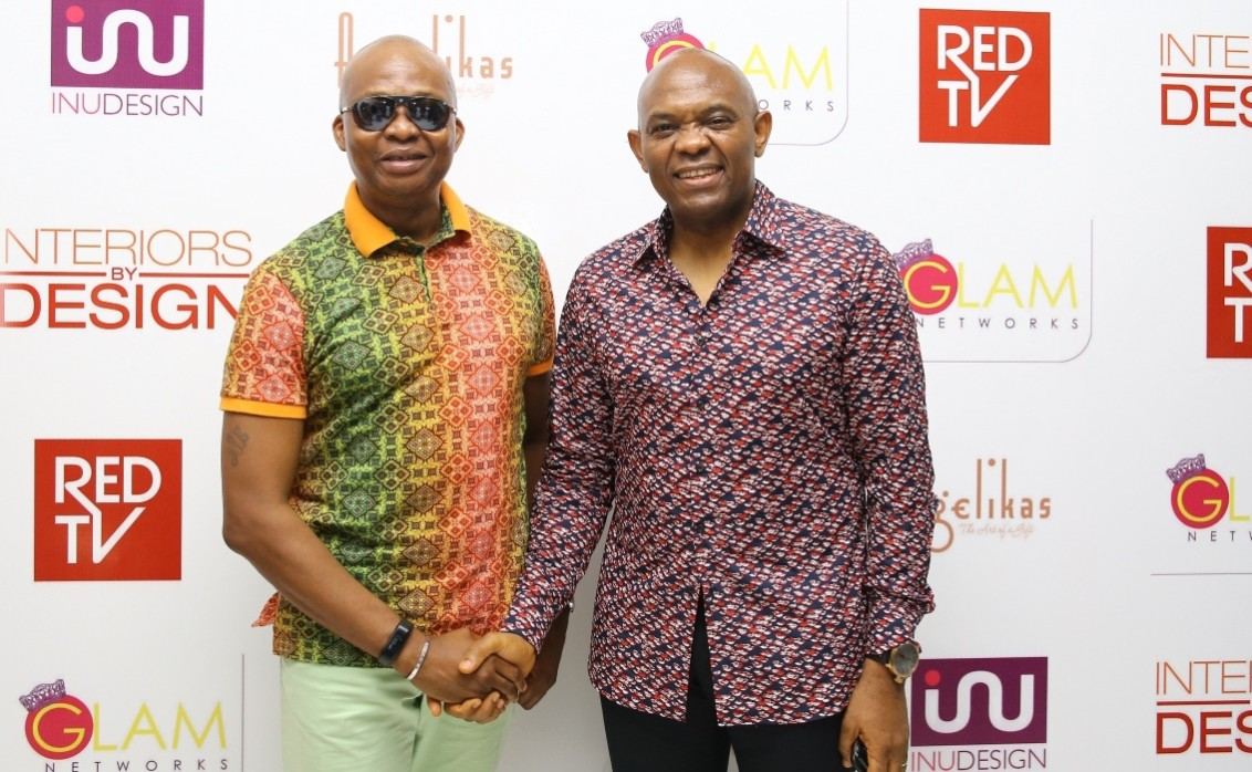 Pix from the Launch of Interiors By Design 1 1 e1458638900543 - Africa's Interior Design Star To Emerge On REDTV