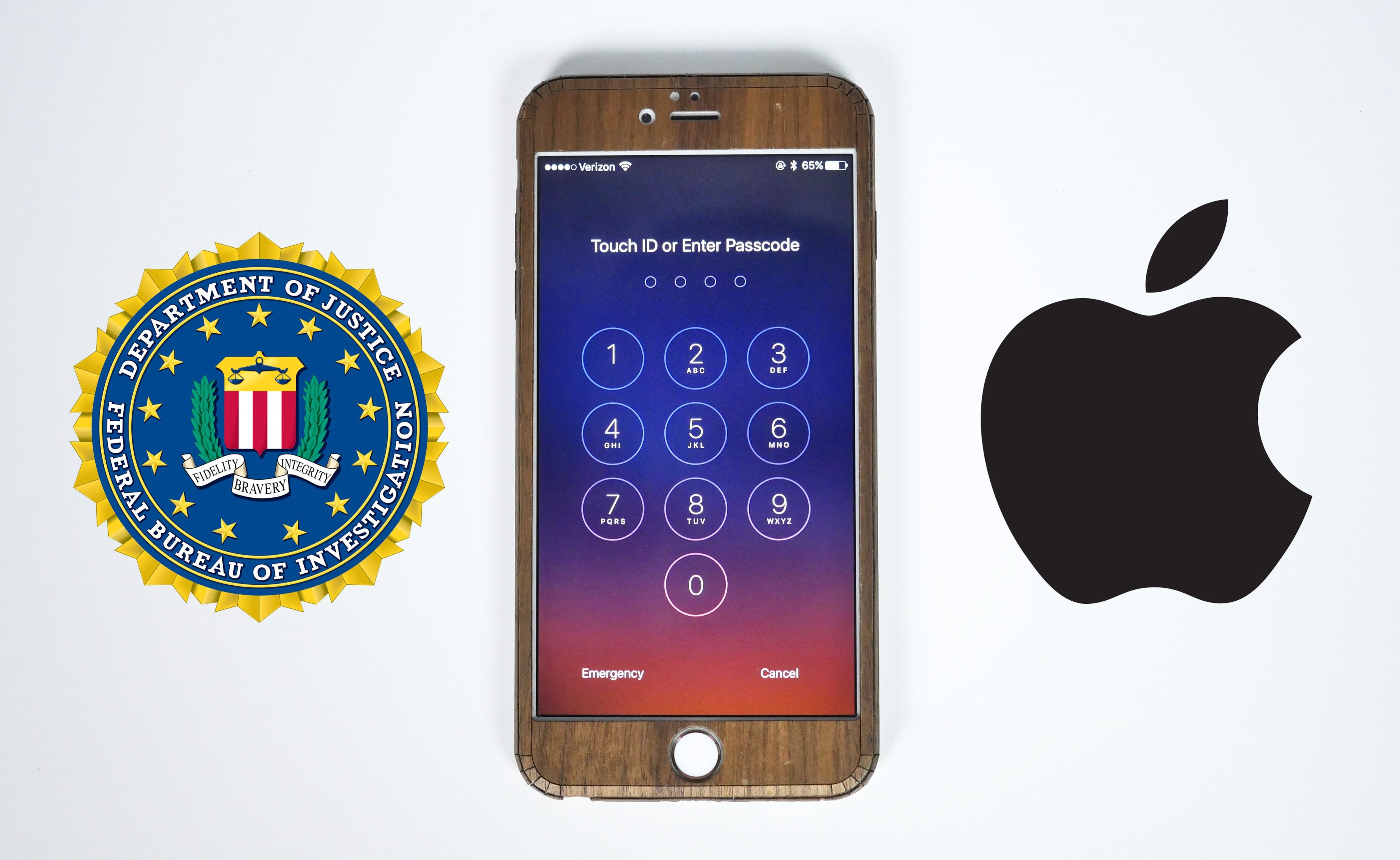 apple vs fbi e1459242510433 - FBI hack into iPhone without the Apple help; withdraws legal action