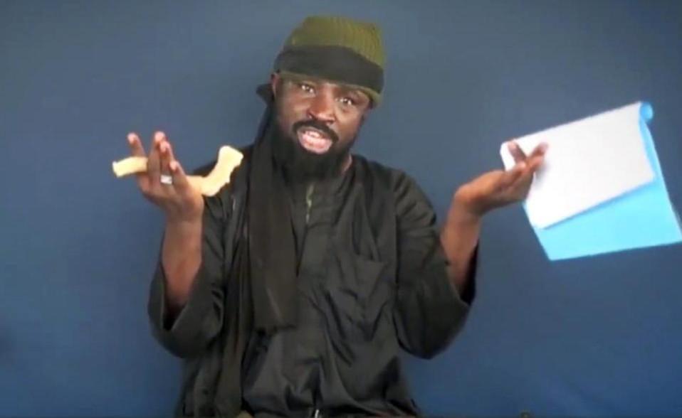 shekau e1458842952210 - Boko Haram leader, Shekau reappears in new video