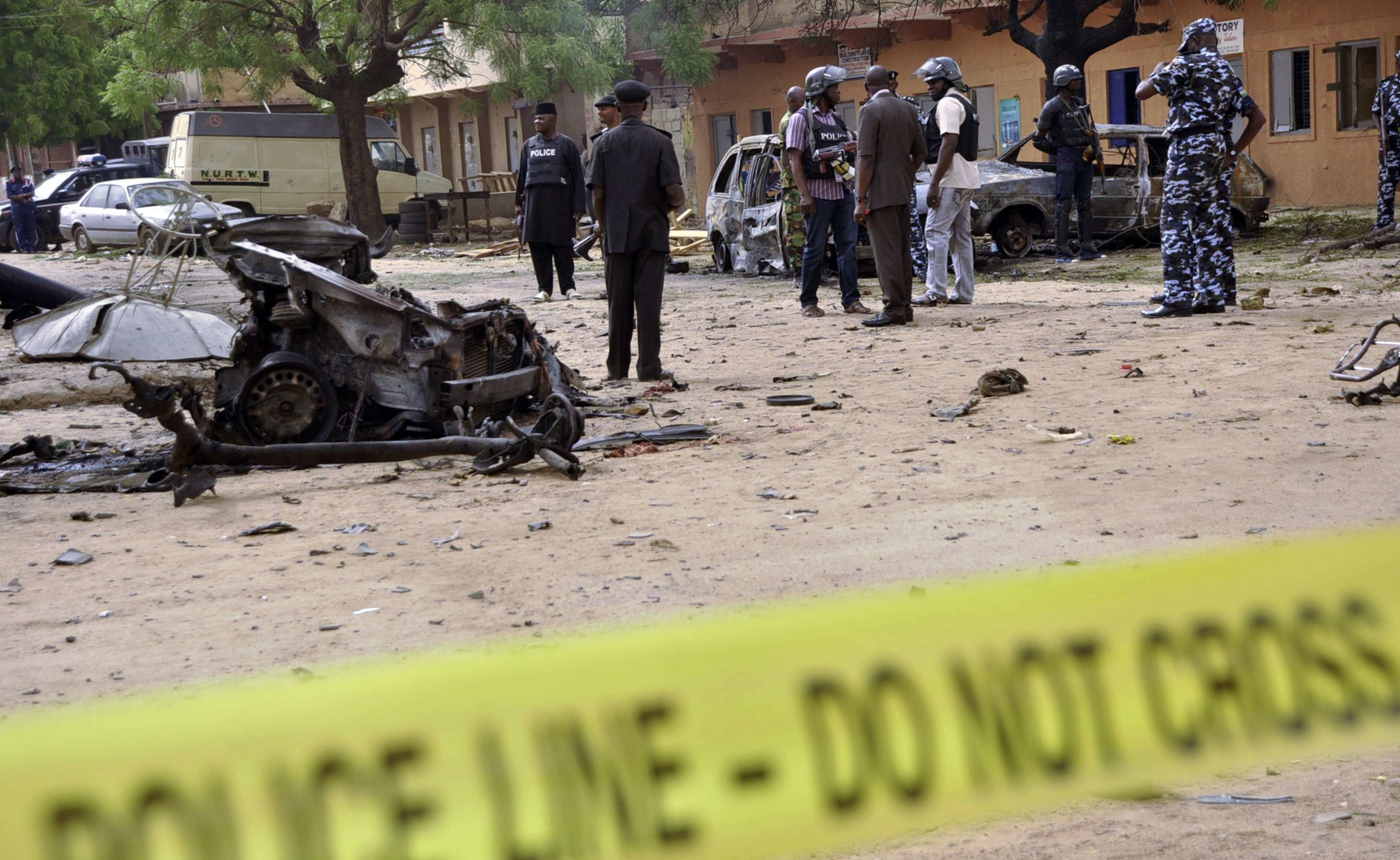 suicide attack.NS  e1458126077975 - UPDATE: Suicide attack kills 22 in Borno mosque