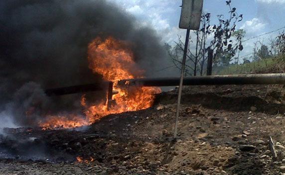 pipeline attack e1462625335612 - 19 died in Abia pipeline explosion