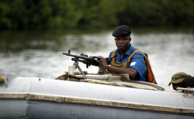 Naval security e1471732753849 - Military deploys more Air Force personnel to N/Delta