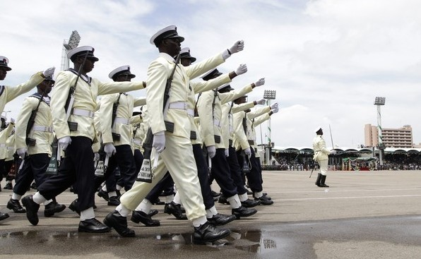 Nigeriannavy - Navy to deny personnel without swimming ability promotion