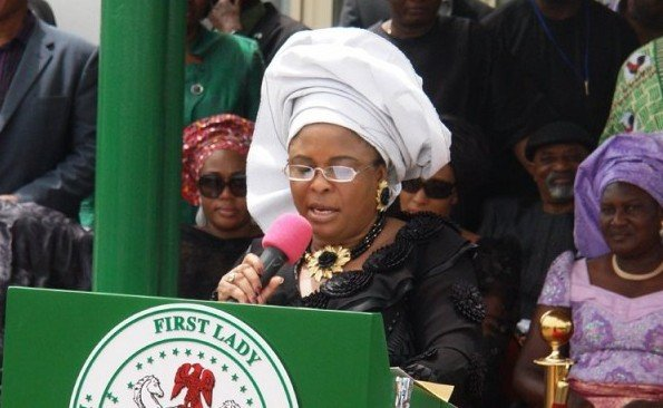 1 Patience Jonathan - $15m Accounts: SERAP clamour for prosecution of Patience Jonathan
