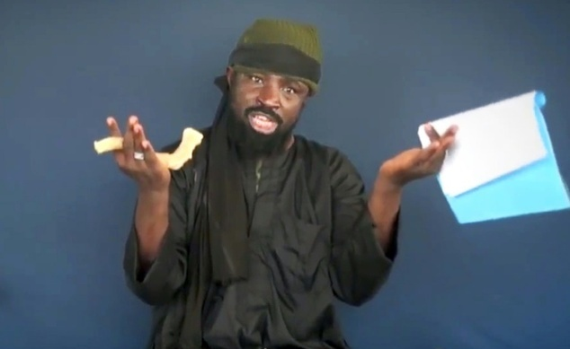 Abubakar Shekau - Embattled Boko Haram leader Shekau resurfaces in video