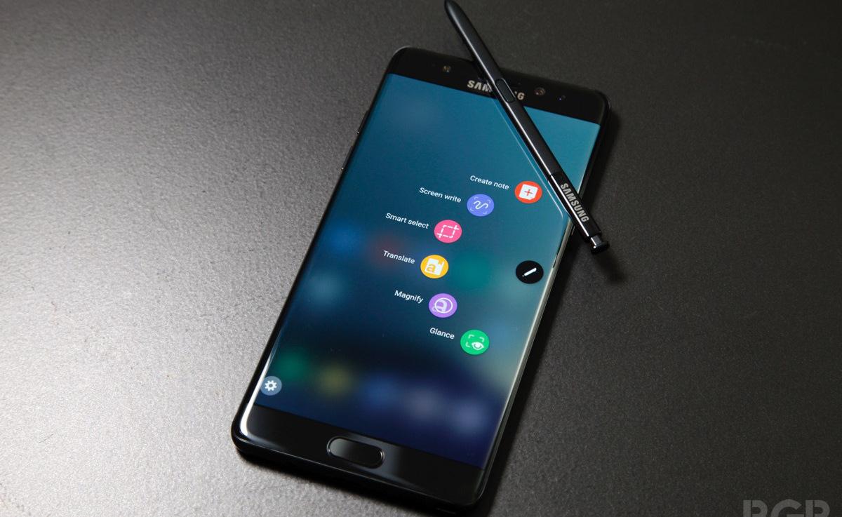 Galaxy note 7 - Galaxy Note 7: Nigeria queries Samsung