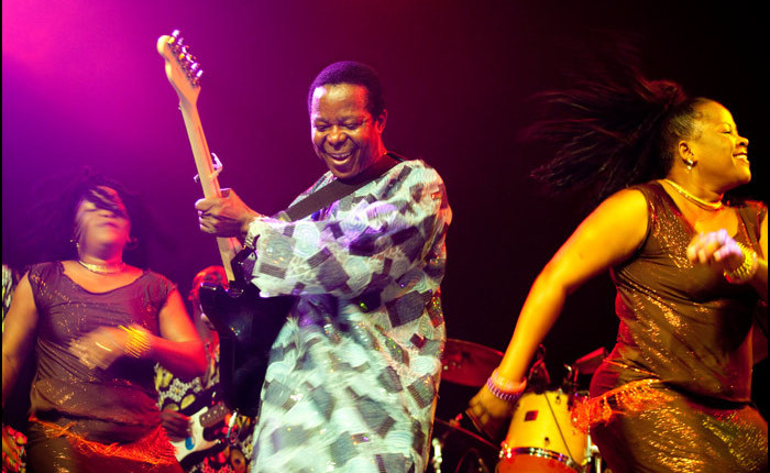 Guitar owned by King Sunny Ade auctioned at N52 million | NEWSTAGE