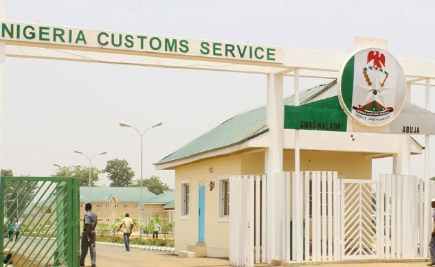 Nigeria Customs Service, NCS