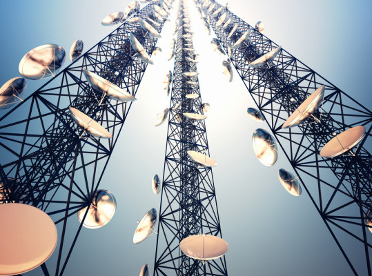 telecoms mast - 70 million Nigerians lack access to reliable communications – Clear Blue