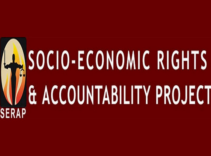 Socio-Economic Rights and Accountability Project (SERAP NEWSTAGE 04/09/17)