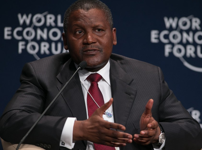 dangote - Dangote Cooperative in motion to diversify in real estate, credit and loans, others