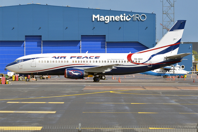 AIR PEACE AIRLINE - Air Peace will start international services in November