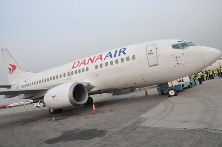 dana - Dana Air listed among Nigeria's top 50 brands for 2017