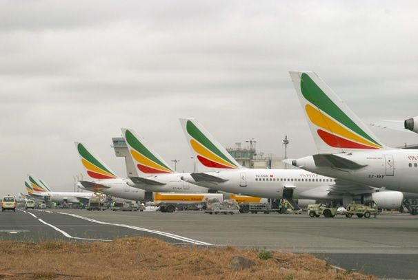 ethiopian airlines - Foreign airlines benefit more by controlling 80 pct traffic in Africa