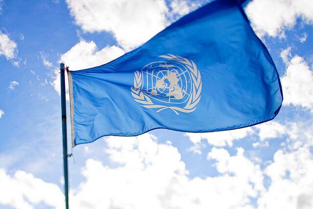 unicef flag - 833 children released by CJTF in Borno state - UNICEF