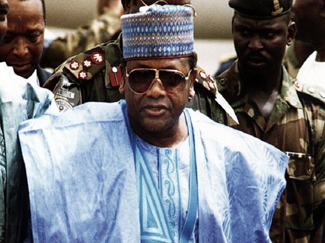Abacha Sani - Nigeria and Switzerland sign MoU on return of Abacha loots