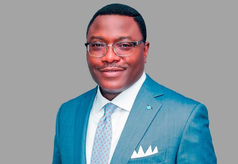 Keystone Bank MD Mr. Obeahon Ohiwerei - Keystone Bank denies withholding funds belonging to FG