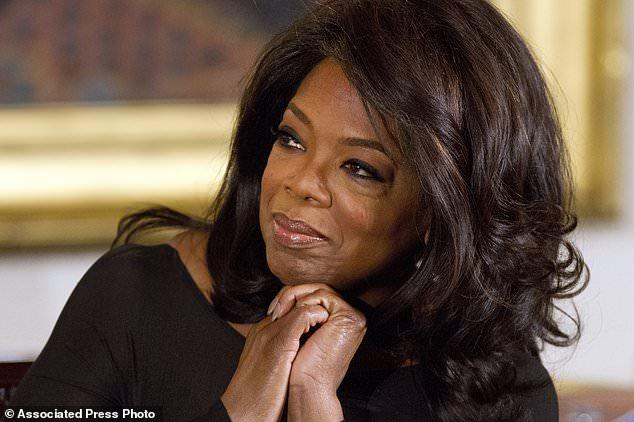"Oprah Winfrey1 - President Winfrey? No way, ""I'll beat Oprah"" - Trump"