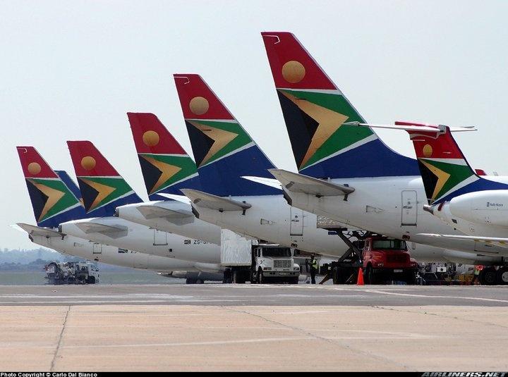South African Airways - South African Airways expands operation to Mauritius