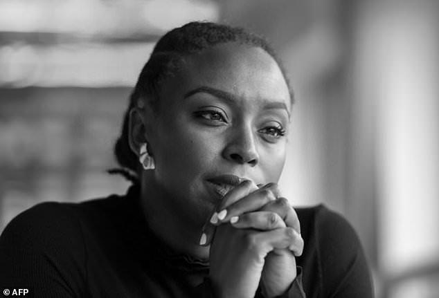 chimamanda - #MeToo movement 'long overdue' says Nigerian author Adichie