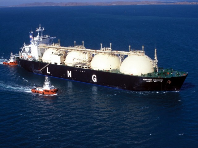 lng ship - Nigeria's export of LNG, LPG amounts to ₦398 billion - NBS report