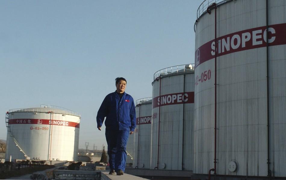 sinopec group china - Edo state, SINOPEC sign MoU on 5,500bpd modular refinery