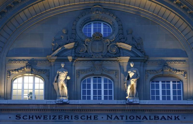 swiss national bank - Swiss National Bank expects record 2017 profit of 54 bln Sfr