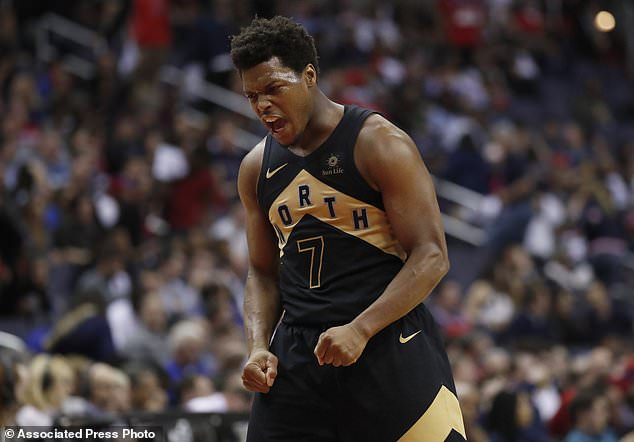 e6d1e70f4416 TORONTO (AP) – TORONTO – The Toronto Raptors seem to have everything lined  up in their favor heading into their postseason matchup against LeBron James  and ...