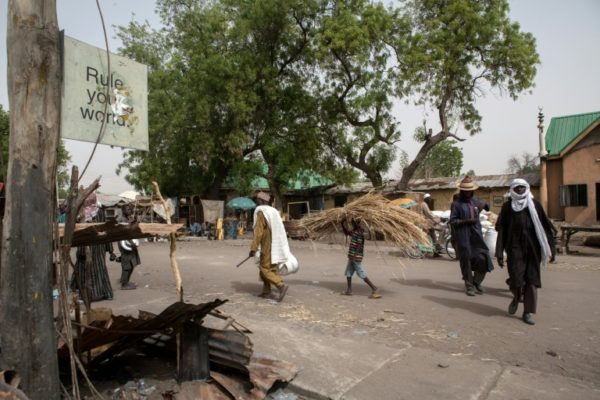 5 dead as Nigeria chopper crashes during Boko Haram attack