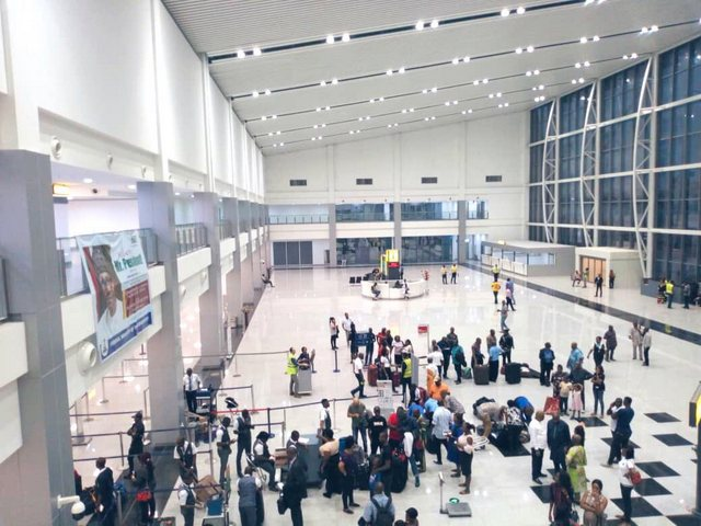 Air France, Lufthansa, Chronos Air From Malabo Moved Their Operations Into The Port Harcourt International Airport Omagwa (phia)