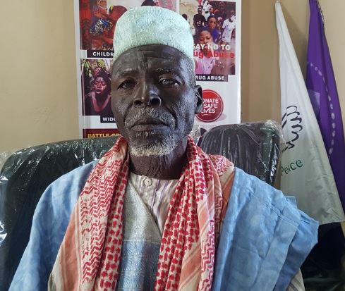 Father Of Boko Haram's Son, Malam Baba Modu