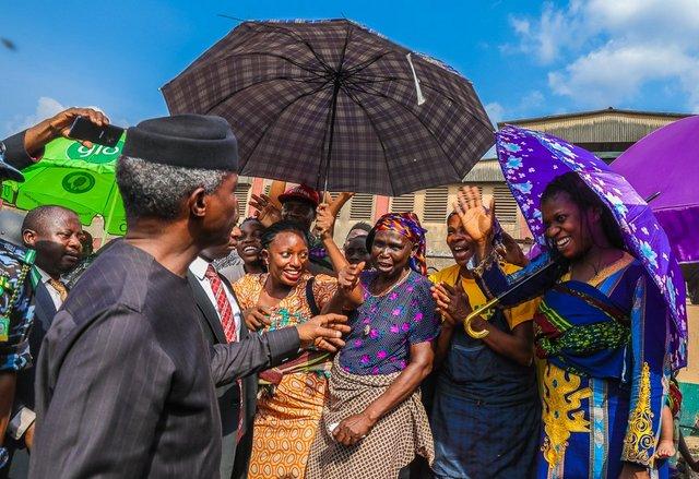 Osinbajo Launches Tradermoni In Edo