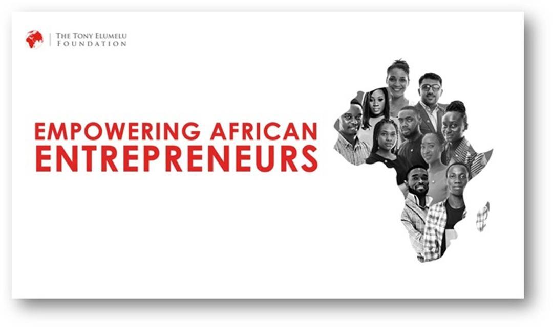 Tony Elumelu Foundation, TEF