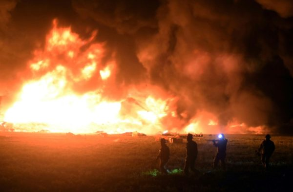 Death Toll From Mexico Fuel Explosion Rises To 79: Official