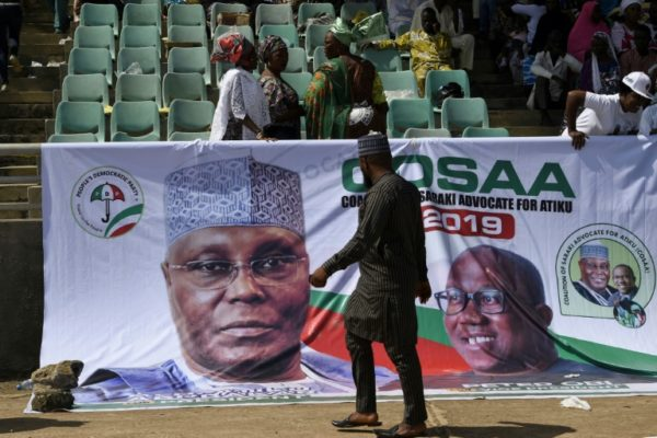 Nigeria Accuses Opposition Of Plotting Election Violence