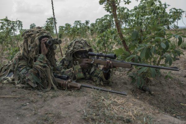 Nigerian Troops Repel Boko Haram Strike Near Army Chief's Home