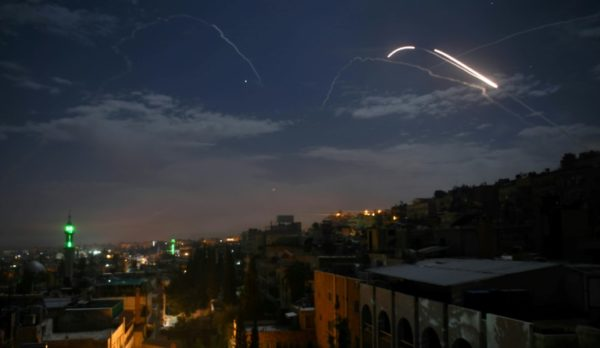 Toll From Israel's Syria Strikes Rises To 21: Monitor