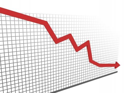 Downward Chart 1