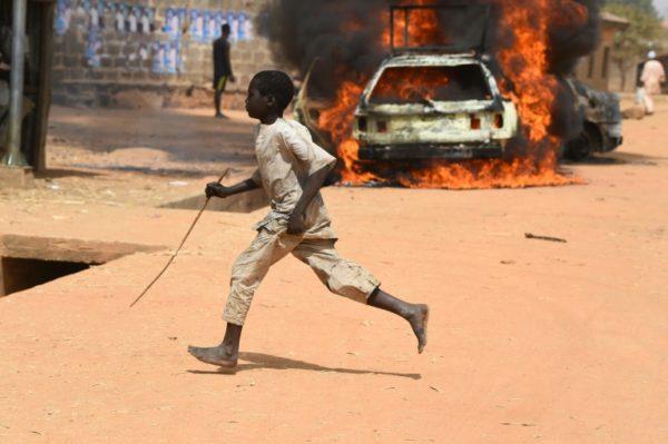 Two Die In Political Unrest Ahead Of Nigeria Vote