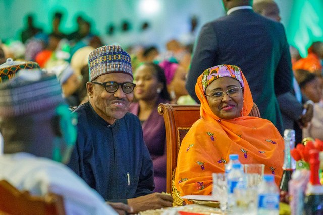 Aisha Buhari, Apc Women & Youth Appreciation And Victory Dinner #apcway2019