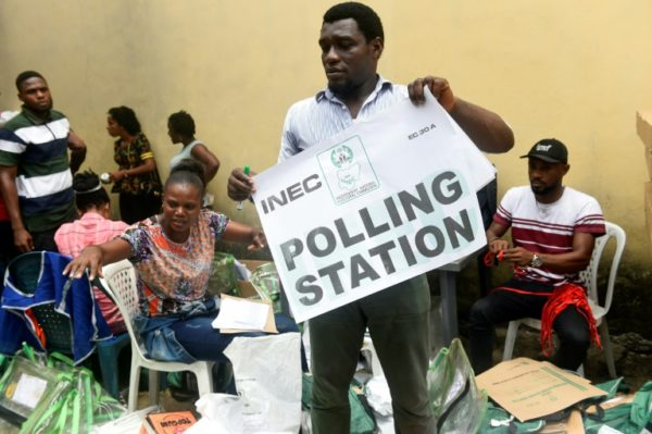 Nigeria's Buhari Looks To Consolidate At State Polls