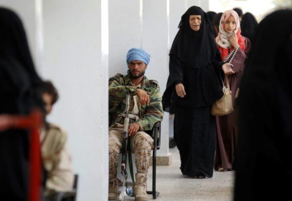 Trump vetoes Yemen War Powers Resolution, his 2nd since taking office