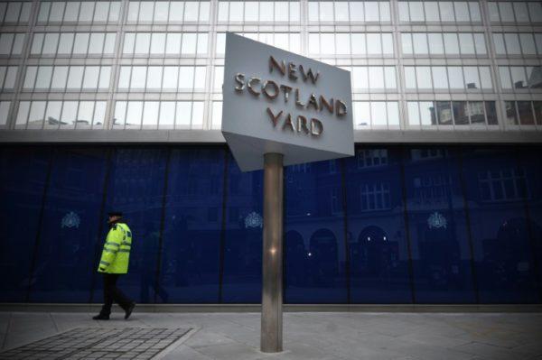 Scotland Yard Twitter And Emails Hacked