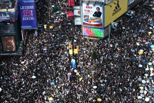 Hong Kong Protesters Face Crucial Weekend Test After Airport Setback