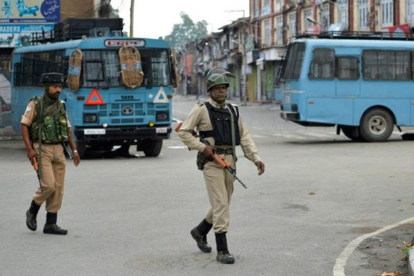 India Says Some Kashmir Restrictions Eased
