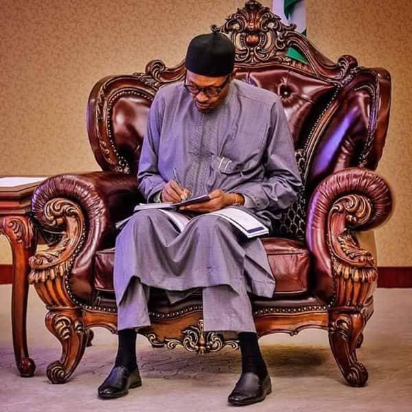 Buhari Writes